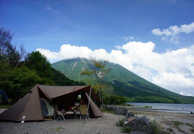 関東近郊の湖畔のキャンプ場4選