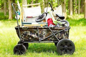 アウトドアキャリー・ワゴンでキャンプ道具は一気に運んじゃおう!おすすめアウトドアキャリー10選