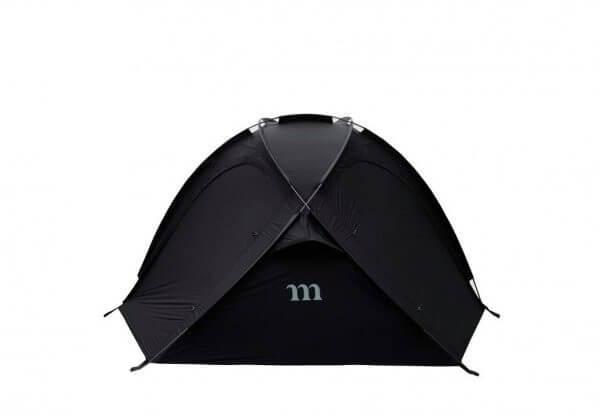 新興ブランドMURACOが提案するブラックスタイルはキャンプのニュートレンドとなるか