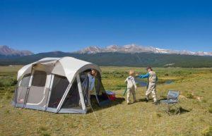 2ルームテントでキャンプにリビングを作ろう!おすすめ20選