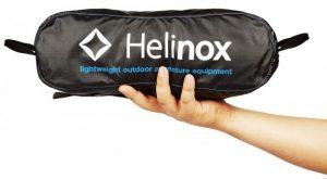 ヘリノックスチェア12選!最強のコンパクトチェア