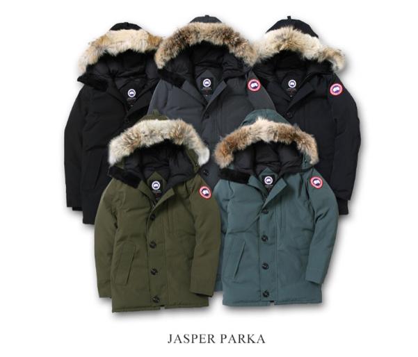 カナダグースジャスパー(JASPAR PARKA)の魅力3つとサイズ選びのコツ