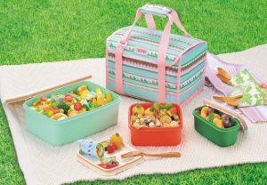 お弁当箱10選!ピクニック・運動会・紅葉狩りに持って行こう。