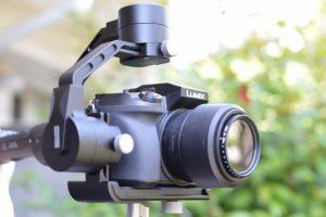 ジンバルでスムーズな動画撮影を!撮影機材別おすすめジンバル7選