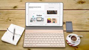 ipad専用キーボードが使いやすい♪タイプ別・おすすめ15選