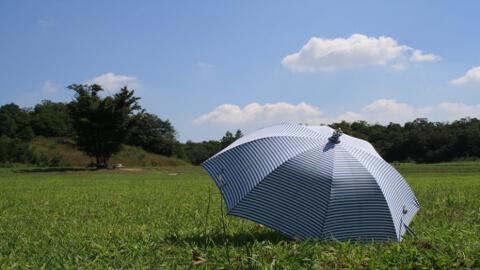 男性も日傘を持ち歩こう!日傘がもたらすメリットとは