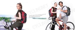 街乗り用サイクリングバッグ