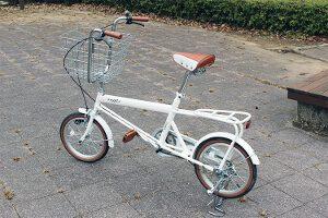 SAIFEI カゴ付き ペット乗せ自転車